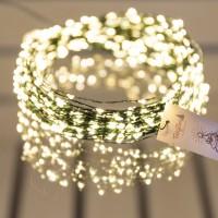 Vorschau: 30m LED Lichterkette für Weihnachtsbaum LEDs 600 Weihnachtsbaumbeleuchtung