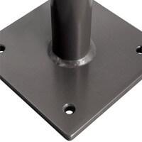 Vorschau: Sonnenschirmständer für Bodenhülse Innendurchmesser 29 mm Anthrazitgrau