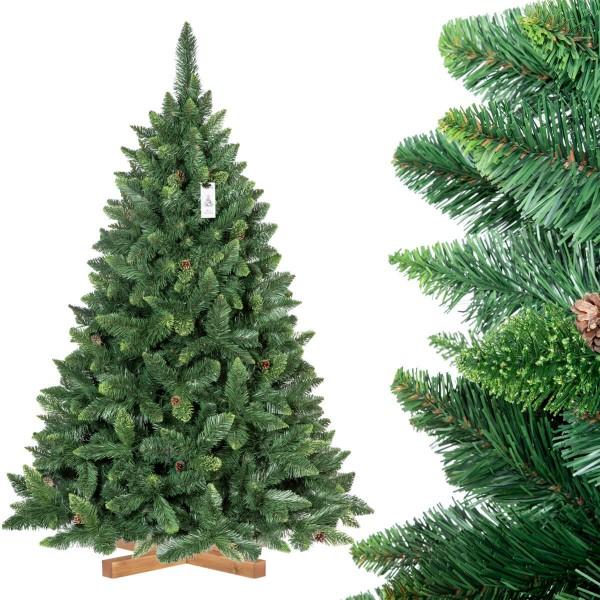 künstlicher Weihnachtsbaum KIEFER Natur-Grün