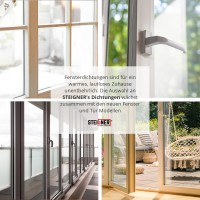 Vorschau: Fensterdichtung Gummidichtung selbstklebend braun E-Profil
