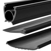 Vorschau: Garagentor Dichtung Bodenabdichtung Gummilippe SBD02 70 x 6 mm