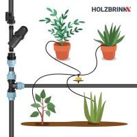 Vorschau: Bewässerungssystem Micro-Drip-System Tropfbewässerung Bewässerungsset 3