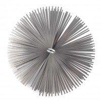 Vorschau: Kaminbesen 15 cm Schornsteinbesen Kaminkehrbesen M12