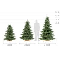 Vorschau: Künstlicher Spritzguss Weihnachtsbaum ALPENTANNE PREMIUM