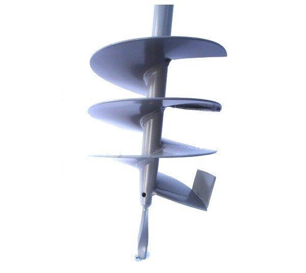Handerdbohrer 120mm Brunnenbohrer Erdbohrer Bohrer *NEU