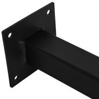 Vorschau: Stabile Regalhalterung aus Metall, DIY-Wandregal HLT-14