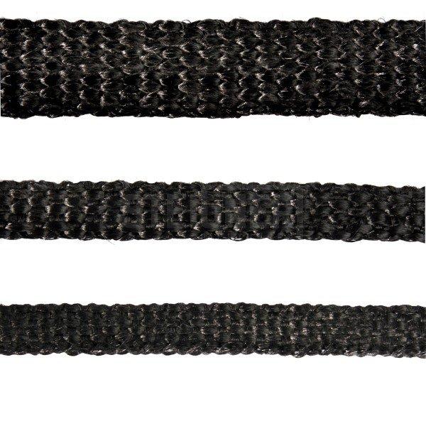 Glasfaser Dichtschnur selbstklebend für Kamin und Ofen SKD03