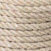 Vorschau: SISALSEIL 8mm aus Naturfasern gedreht Katzenkratzbaum