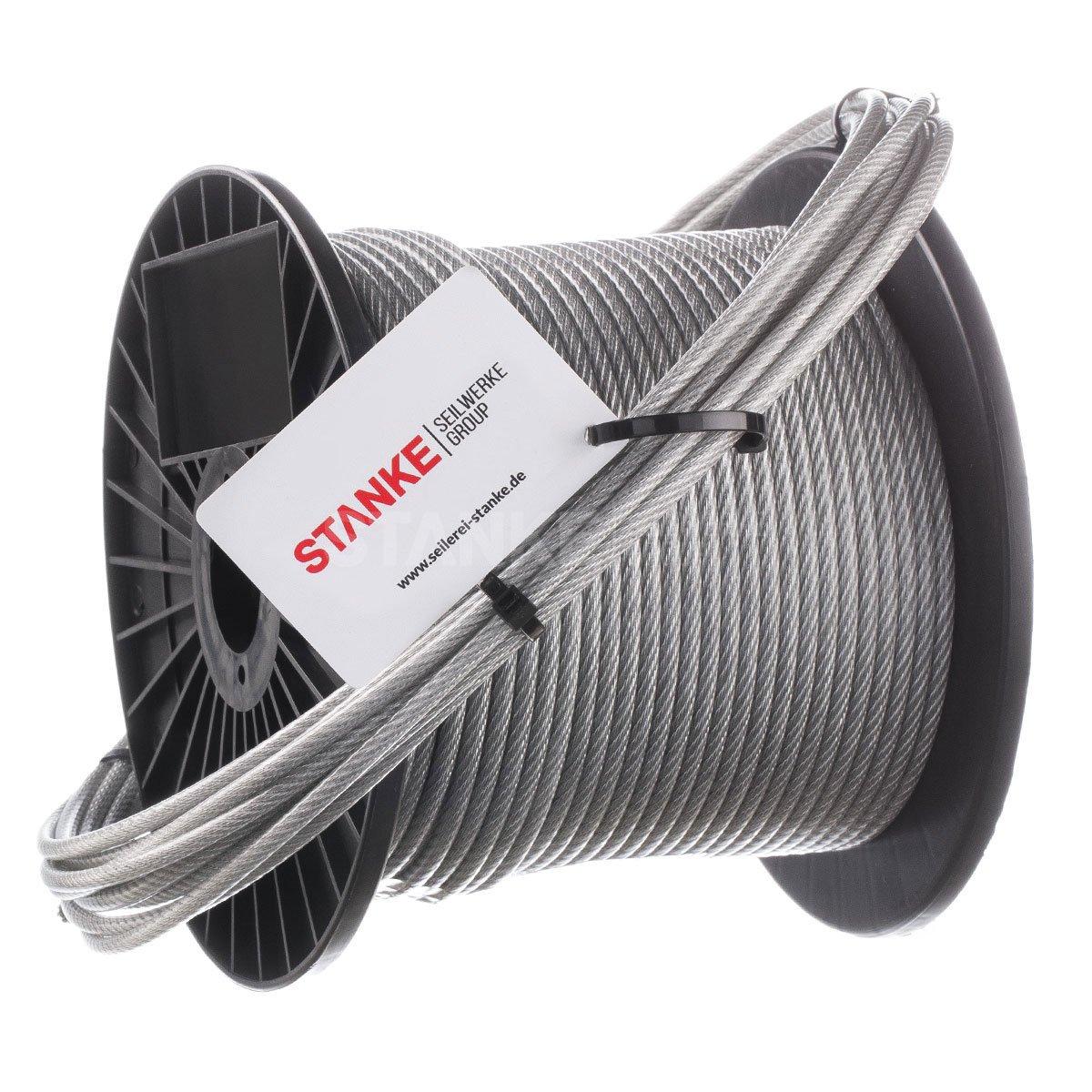 Stahlseil 5mm PVC ummantelt | Jumbo-Shop
