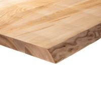 Vorschau: Wohnzimmertisch mit Baumkante 120x80x47cm