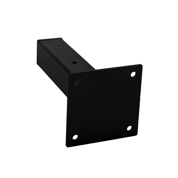 Stabile Regalhalterung aus Metall, DIY-Wandregal HLT-14