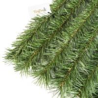 """Vorschau: Zaunblende Hellgrün """"GreenFences"""" Balkonblende für 120cm hohen Zaun / Balkon Sichtschutz Pflanzen"""