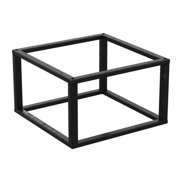 Couchtisch Kaffeetisch Wohnzimmertisch Industrie Design Metallgestell ohne Tischplatte, HLMK-01