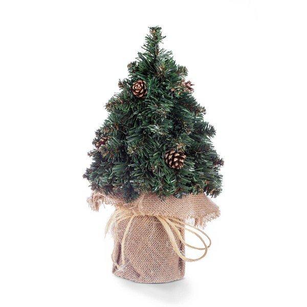 MINI Weihnachtsbaum 35cm künstlich Weihnachtsbaum Mini NATUR