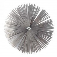 Vorschau: Kaminbesen 16 cm Schornsteinbesen Kaminkehrbesen M12