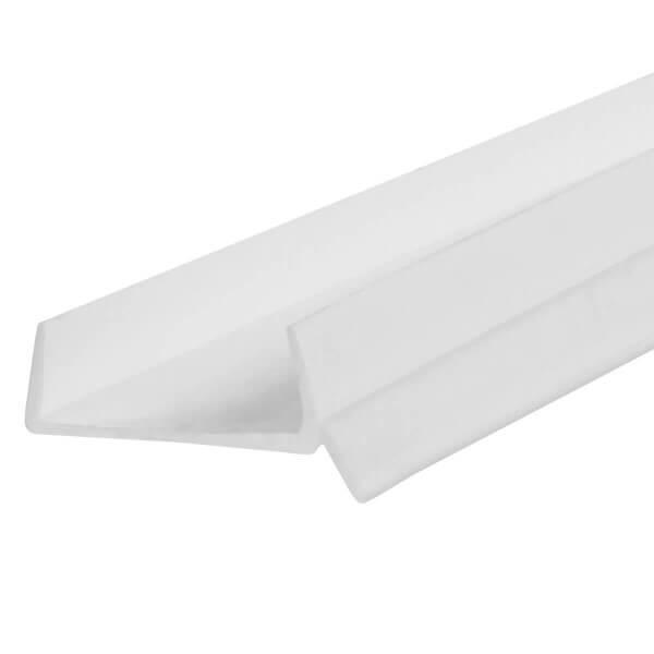 1,5m Küchensockel Abdichtungsprofil 18mm Küchensockeldichtung