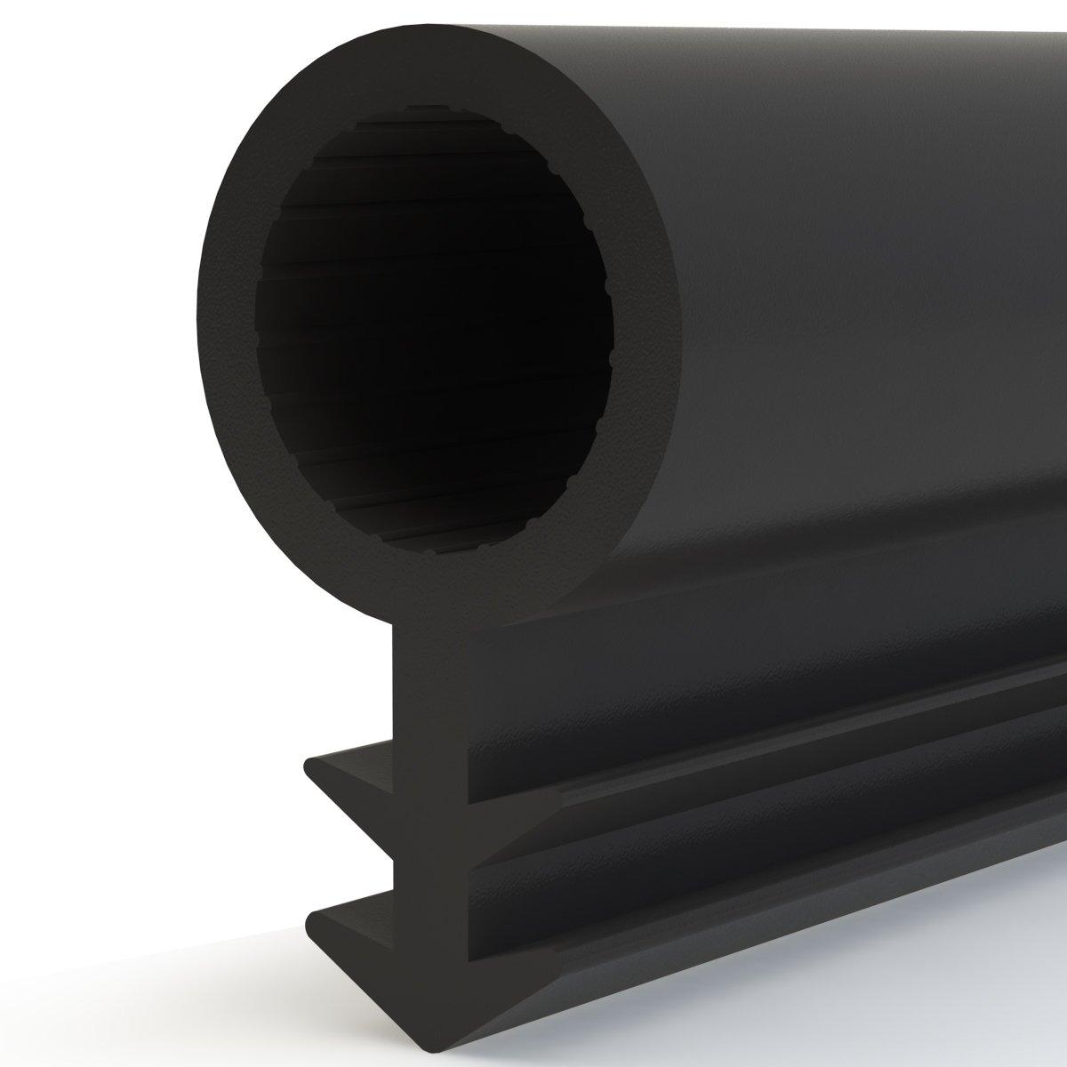 t rdichtung schlauchdichtung t rgummi 6mm std02 schwarz. Black Bedroom Furniture Sets. Home Design Ideas