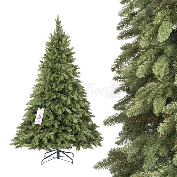 Künstlicher Spritzguss Weihnachtsbaum ALPENFICHTE PREMIUM
