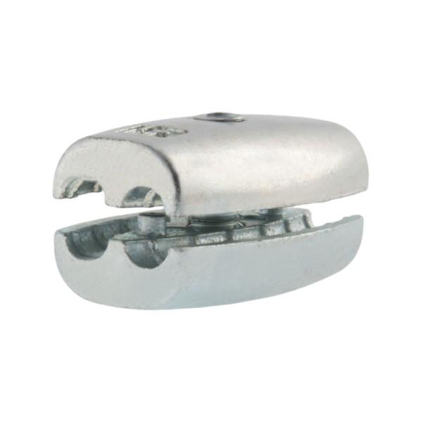 Drahtseilklemme EIFORM 2 – 6 mm Seilklemmen Aluminium