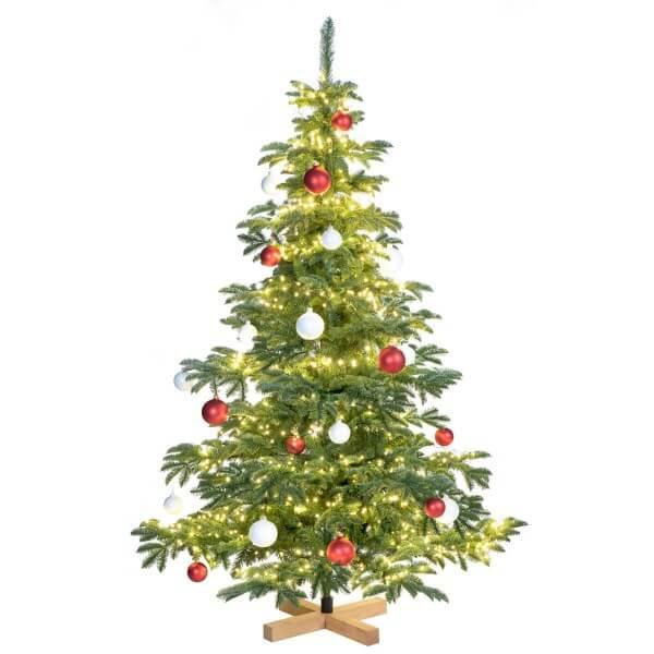 spritzguss weihnachtsbaum alpentanne premium jumbo shop. Black Bedroom Furniture Sets. Home Design Ideas