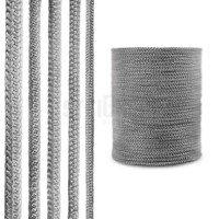 Vorschau: Glasfaser Dichtschnur Ofendichtschnur SKD02 + Montagekleber