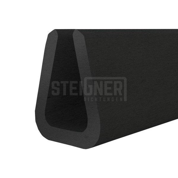 Gummidichtung S-583 11x7mm Kantenschutzprofil