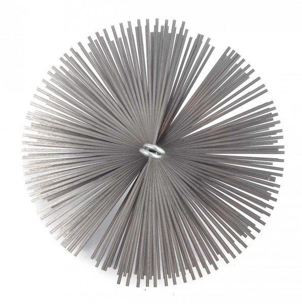 Kaminbesen 27,5 cm Schornsteinbesen Kaminkehrbesen M12