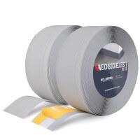 Vorschau: Weichsockelleiste GRAU Knickleiste Profil 70x20mm