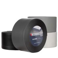 Vorschau: Weichsockelleiste GRAU Knickleiste Profil 100x25mm