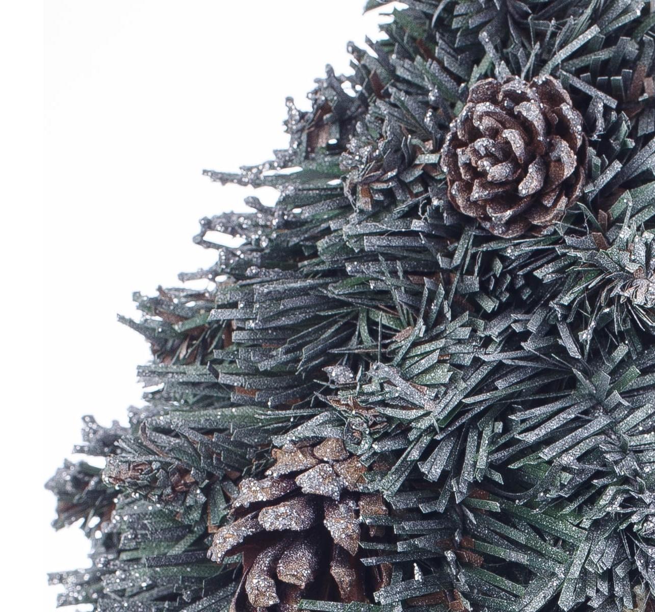 mini weihnachtsbaum 35cm k nstlich weihnachtsbaum mini weiss. Black Bedroom Furniture Sets. Home Design Ideas
