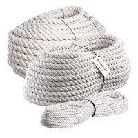 Vorschau: Baumwollseil 12mm Baumwollkordel Baumwollschnur