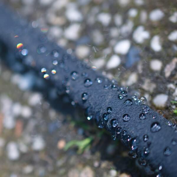 "Perlschlauch 1/2"" Tropfschlauch Gartenschlauch Perl-Regner zur Bewässerung HPS-01"