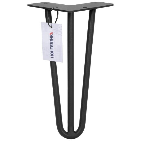 Haarnadel Tischbeine, 3-Stangen Bein, Tischkufen Tischfüße Hairpin Legs DIY, HLT-13A