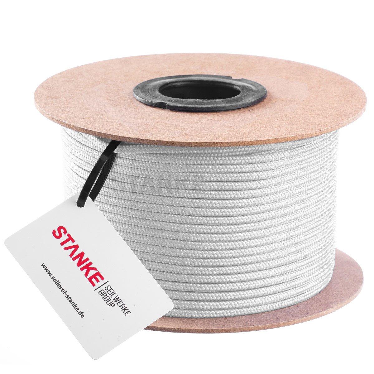 6mm polypropylen seil pp seil polypropylenseil weiss. Black Bedroom Furniture Sets. Home Design Ideas