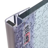 Vorschau: 2m Duschdichtung UKM02 magnetisch wasserabweisend Magnetdichtung UPS
