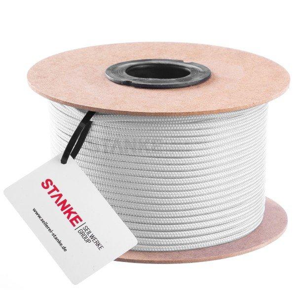 5mm POLYPROPYLEN SEIL PP Seil Polypropylenseil WEISS