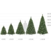Vorschau: künstlicher Weihnachtsbaum KIEFER Natur-Grün