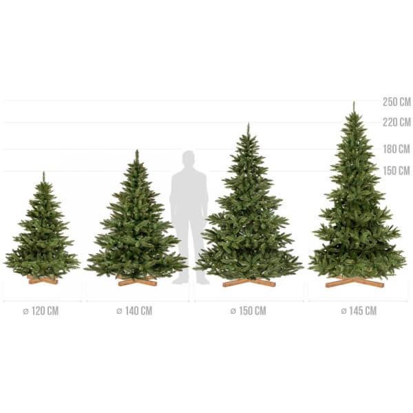 Nordmanntanne Weihnachtsbaum.Künstlicher Weihnachtsbaum Nordmanntanne
