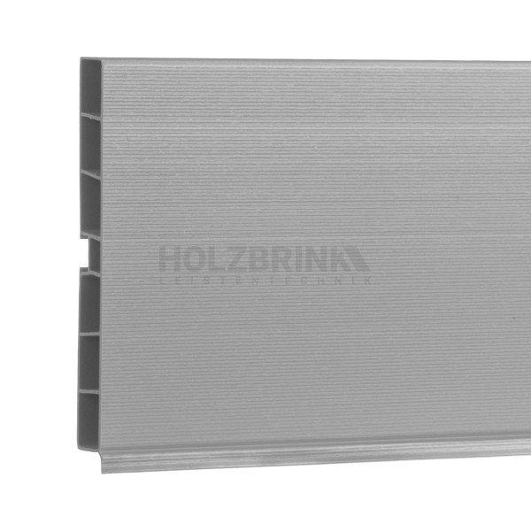 Küchensockelblende HBK Aluminium Satin | Jumbo-Shop