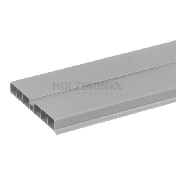 Sockelblende Küche Sockelleiste - Alu Satin - HBK Küchensockel Sockelprofil Sockelabdichtung