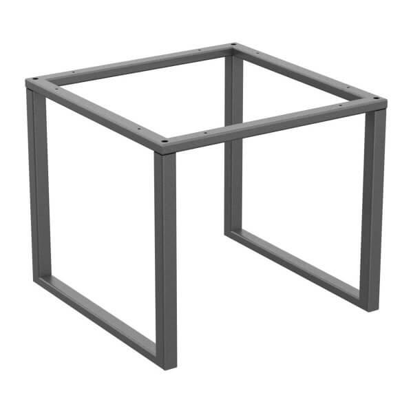 Couchtisch Kaffeetisch Wohnzimmertisch Industrie Design Metallgestell ohne Tischplatte, HLMK-02