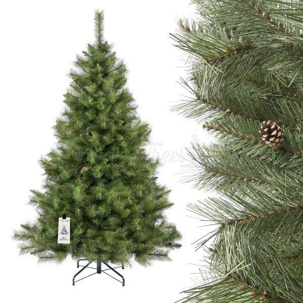 Kunstlicher weihnachtsbaum nordmanntanne 180 cm