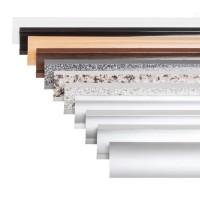 Vorschau: MUSTER Küchenleiste 23x23mm Abschlussleiste Küche Arbeitsplatte