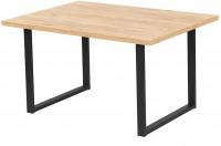 Vorschau: Esstisch Esszimmertisch Küchentisch, 138x100x76 cm