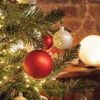 Vorschau: künstlicher Weihnachtsbaum NORDMANNTANNE Edel