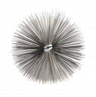 Vorschau: Heizkesselbürste 250 mm Ofenrohrbürste Heizkessel Bürste