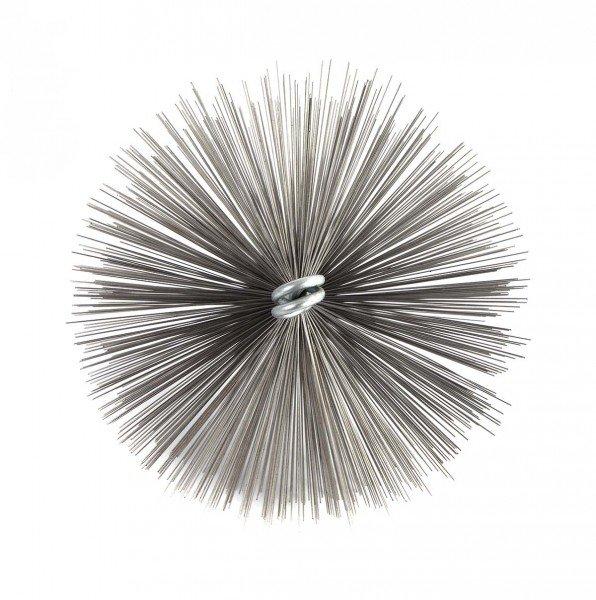Heizkesselbürste 250 mm Ofenrohrbürste Heizkessel Bürste