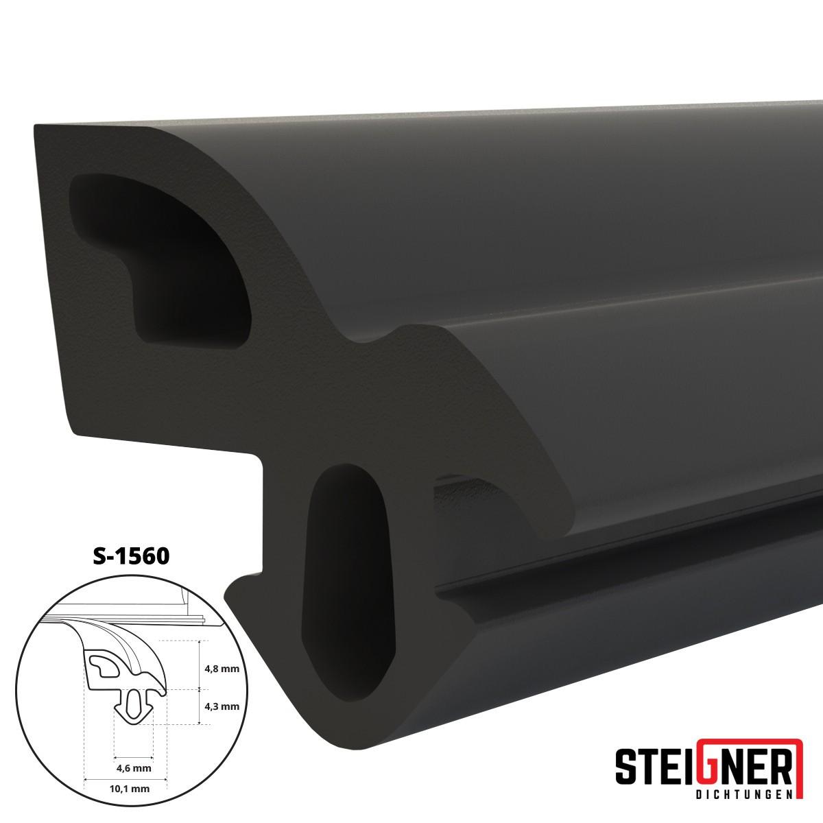 1m kunststofffensterdichtung gummidichtung gummiprofil fensterdichtung tpe ebay. Black Bedroom Furniture Sets. Home Design Ideas